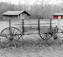 Ohio Country Retro by Monnie Ryan