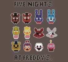 Five Nights at Freddy's. by foryouistellify