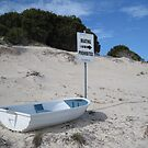 Boating Prohibited! - Rottnest Island 5 by Susan Moss
