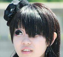 Harajuku Girl by gisondan
