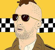 We ARE the People - Travis Bickle Taxi Driver by ryanthecreator