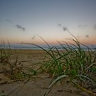Sandy Beach by jlprods