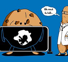 Cookies X-Ray by Claudia Santos