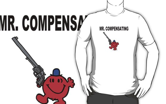 Mr. Compensating by Monstar