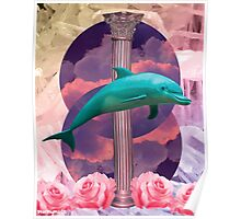 Dolphin Heaven Poster