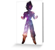 cosmic goku Greeting Card