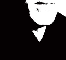Sherlock V-Neck T-Shirt Sticker