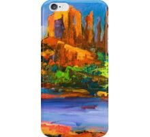 Cathedral Rock Afternoon iPhone Case/Skin