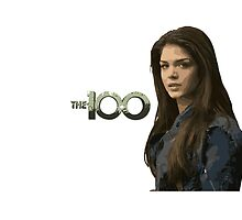 Octavia Blake - The 100 by Kratosony