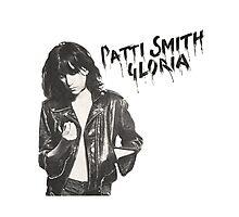Patti Smith Photographic Print
