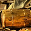 The Wooden Barrel by Gaurav Dhup