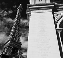 No. 25, La Tour Eiffel de Vegas by Benjamin Padgett