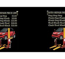 AUTO REPAIR PRICE LIST MUG...AIN'T THAT THE TRUTH LOL ..HA by ✿✿ Bonita ✿✿ ђєℓℓσ