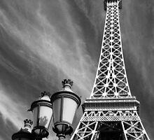 No. 28, La Tour Eiffel de Vegas by Benjamin Padgett