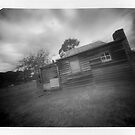Berima VII - Polaroid Pinhole by DavidAmosPhotography