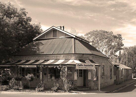 Beautiful SA Cafe by LouieToo