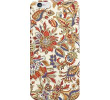 Abstract Flower Pattern iPhone Case/Skin