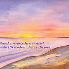 Blessed Assurance  by Diane Hall