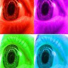 Eyeball popart by Matt56