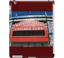 Wrigley Field Chicago iPad Case/Skin