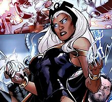 Storm - Comic Styled by pxat