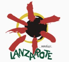 Lanzarote - Small Logo by CanaryNightlife