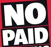 Seddon Says No! by darlingbelle