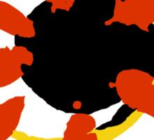 Lanzarote - Large Logo Sticker