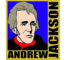 ANDREW JACKSON Photographic Print
