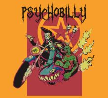 psychobilly ride by sithlordjax