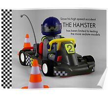 The Hamster Poster