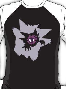 Gastly - Haunter - Gengar   Plain T-Shirt