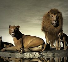 Family Pride by Lisa  Weber