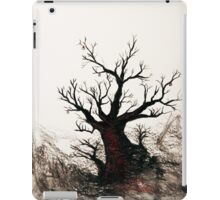 Cherry Blossoms on the Edge iPad Case/Skin