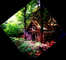 Chapel in the Woods Munich by kevin smith  skystudiohawaii
