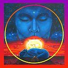 Cosmic Goddess by Roland Schicht