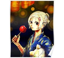 TOKYO GHOUL ANIME SUZUYA Poster