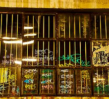 Urban Graffiti by Damiend