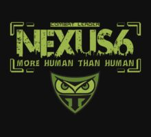 Nexus 6 Replicants T-Shirt