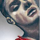 International Playboy - ACEO by DreddArt