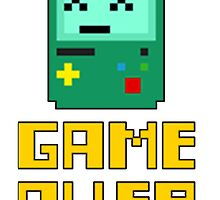 BMO - Game over by MonHood