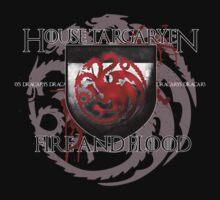 House Targaryen by dawnatia