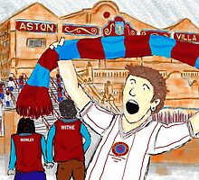 Aston Villa - Champions of Europe by CowboyCreations