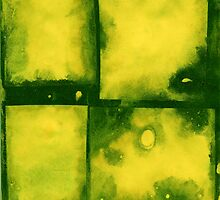 Green Squares by omnipro