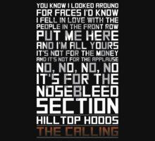 Hilltop Hoods - The Nosebleed Section - White by vanWriten
