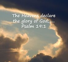 The Heavens declare the Glory of God:... by sarnia2
