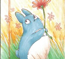 My litle blue Totoro ! [UltraHD] by Paul Gautier