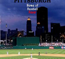 Pirates Baseball by don thomas
