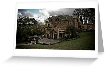 Montsalvat by Lisa  Kenny