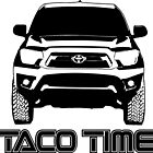 Taco Time- Toyota Tacoma 2nd Gen by Janja